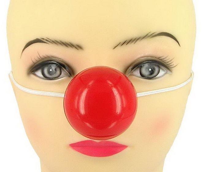 Как сделать нос клоуна своими руками фото 209