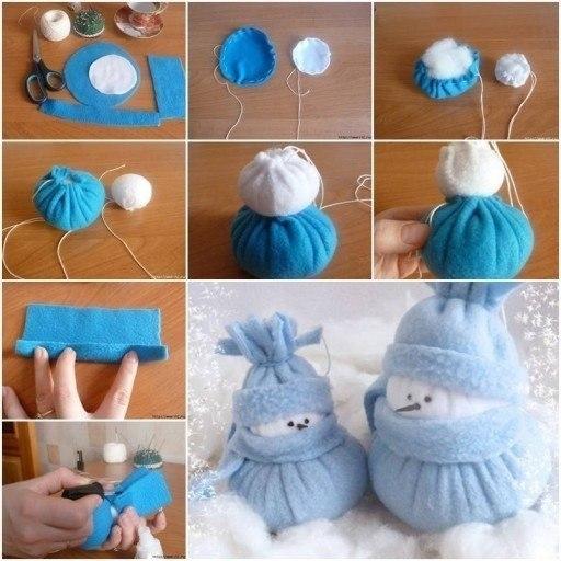Как сделать игрушки в домашних условиях своими