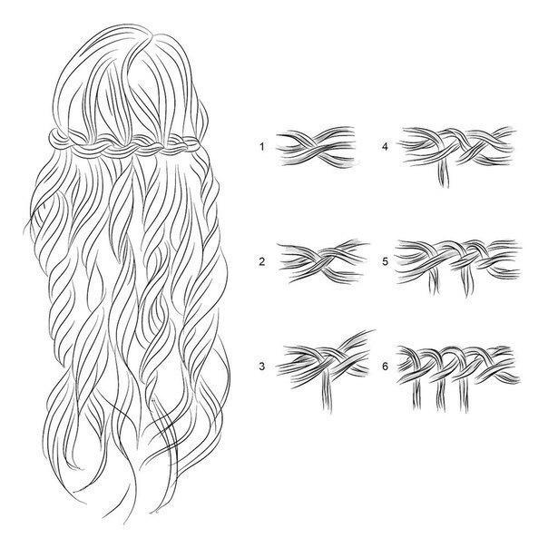 Можно ли ходить с распущенными волосами в школу