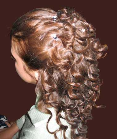 Какую прическу на длинных волосах