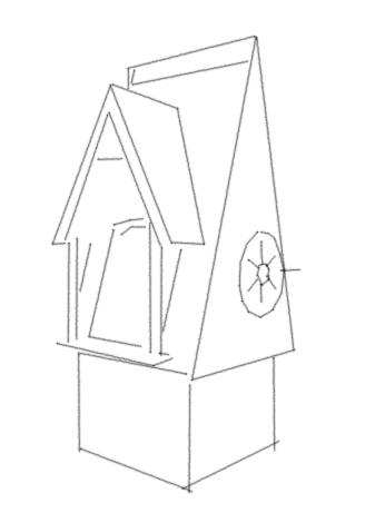 текст <i>как карандашом нарисовать колодец поэтапно карандашом</i> при наведении