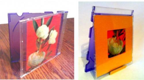 Поделки из коробочки для дисков