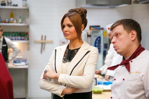 кухня актёры 3 сезон