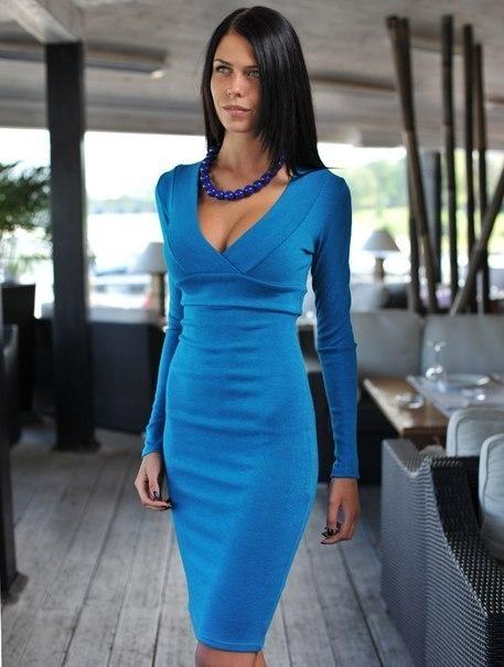 Красивые платья по фигуре