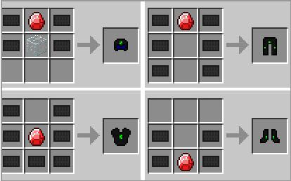 майнкрафт как сделать яйцо волка