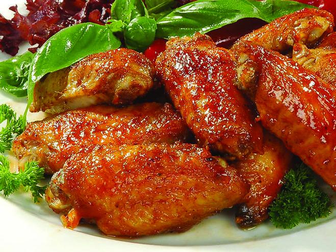 как приготовить куриные крылышки в духовке рецепт