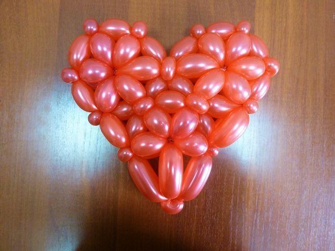 Как сделать резиновое сердце