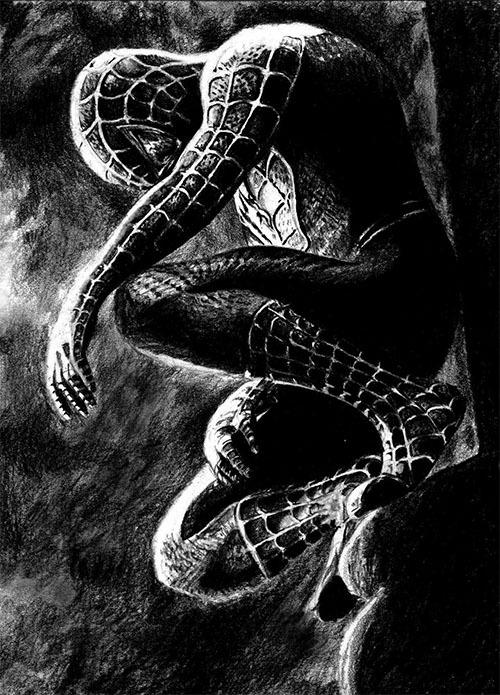 Человека-Паука новичкам