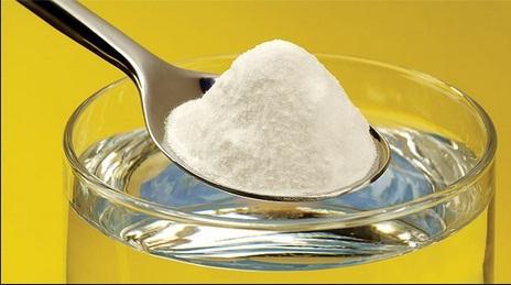 Сода гашеная уксусом как сделать 533
