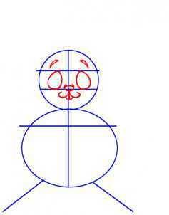 Как нарисовать белку