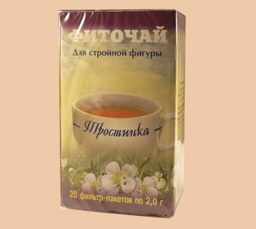 тростинка чай для похудения отзывы