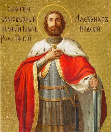 Александр невский почему он причислен к лику святых
