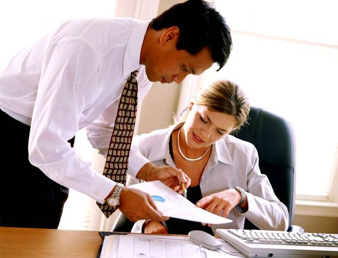 Работа связанная с консультированием