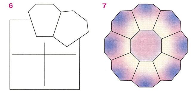 Как сделать цифры из бумаги своими руками