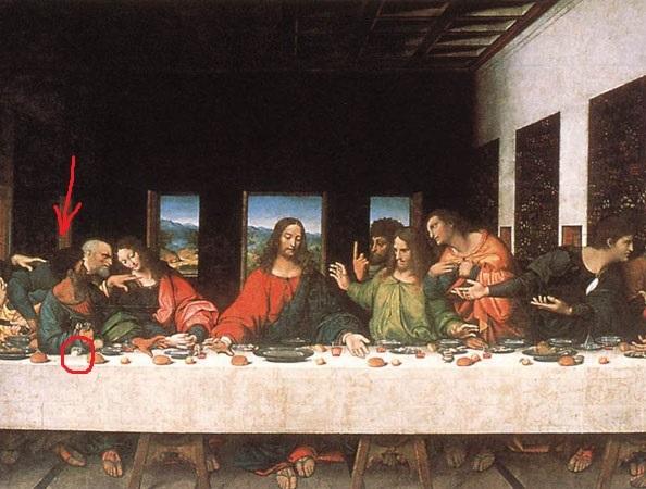 dali and davinci s last supper Dali canvas copies for sale in low price and high quality • da vinci's last supper sacrament of the last supper salvador dali.
