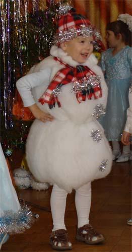 Выкройка костюма на новый год своими руками