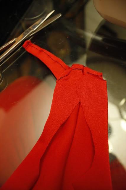 Как сшить платье своими руками для монстр