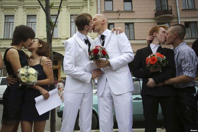 знакомства для однополых пар