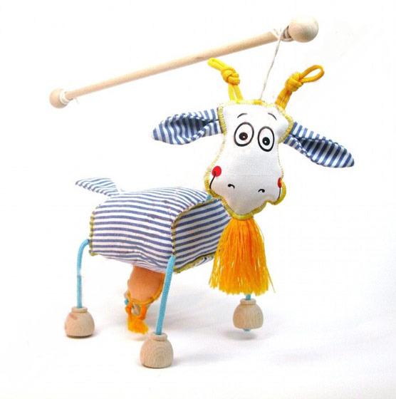 Из чего сделать козу своими руками