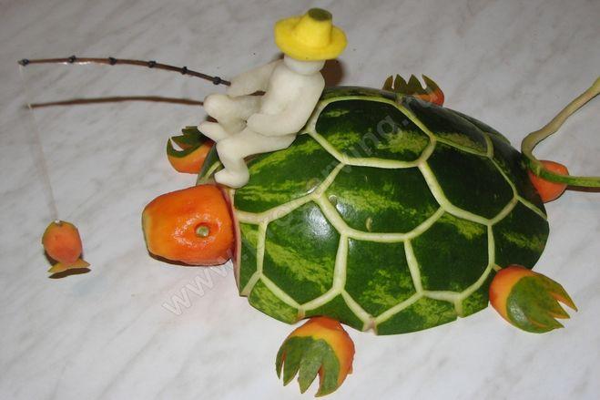Овощи поделка своими руками