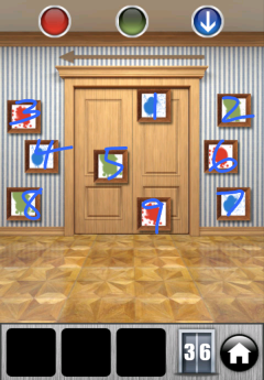 Игра 100 дверей как пройти 4 уровень
