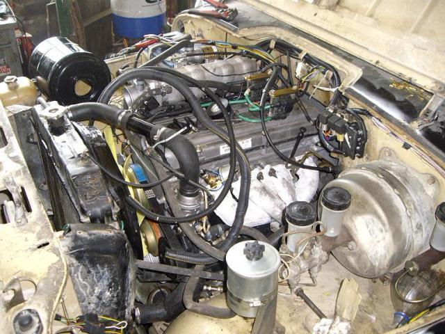 Какой двигатель в уаз 469