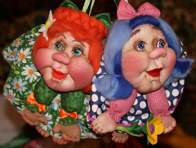 Капроновые куклы попики своими руками фото 557