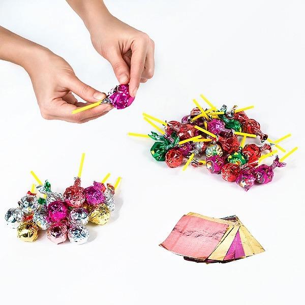 Как сделать игрушки из конфет своими руками