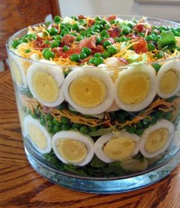 Необычные рецепты на день рождения с фото