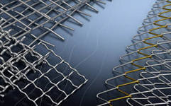 How attached mesh - netting