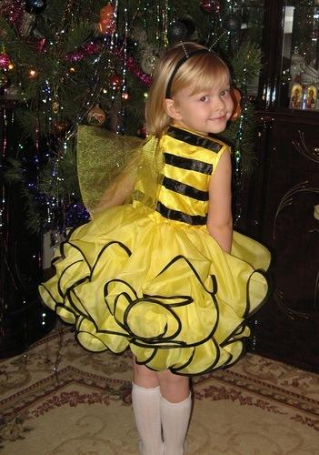 Сшила сама костюм карнавальный