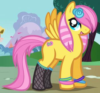 Про милую пони