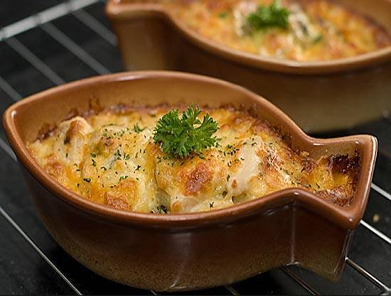 Жареный морской окунь - пошаговый кулинарный рецепт с фото