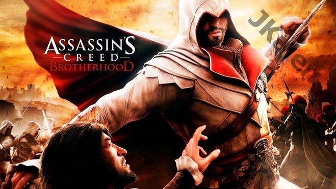 Как сохраняться в assassins creed brotherhood
