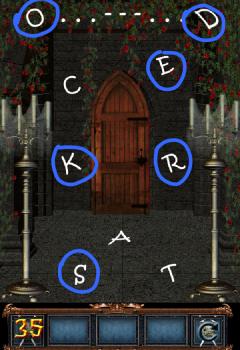 Как пройти уровень 39 игры 100 дверей