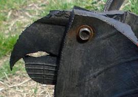 Лебедь из шины пошаговая инструкция