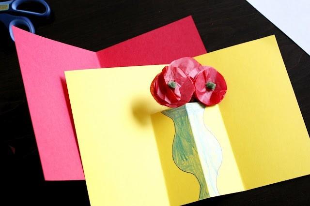 Прикольное открытки своими руками