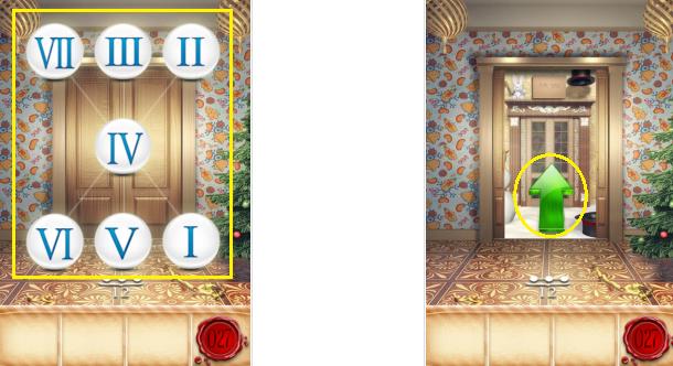 Игра сто дверей как пройти 15 уровень