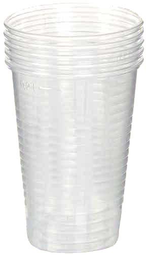 Сколько грамм в одноразовом стакане