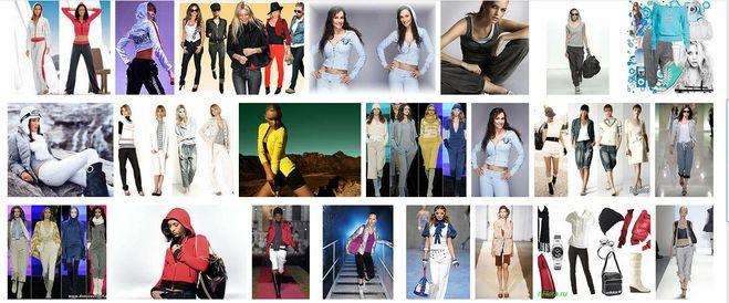 Какие Есть Стили Одежды