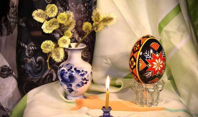 В 2014 году праздник Светлой Пасхи состоится 20 апреля