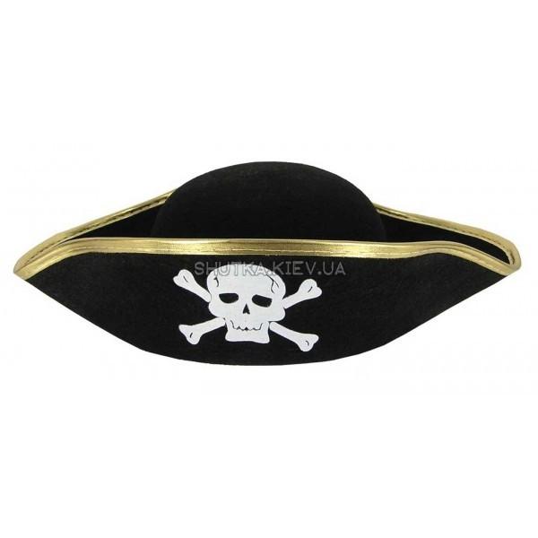 Пиратская шляпа из бумаги видео