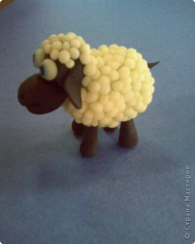 Овцу своими руками фото