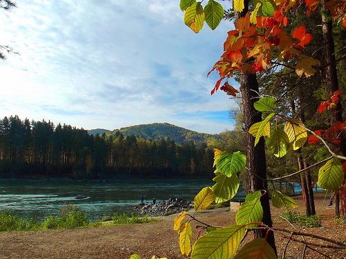 Где самая красивая природа в россии
