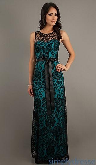 Сшитое платье на новый год