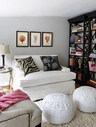 каким рисунком можно увеличить комнату