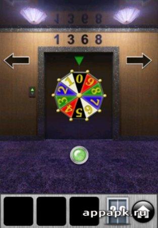Игра 100 дверей 100 комнат прохождение