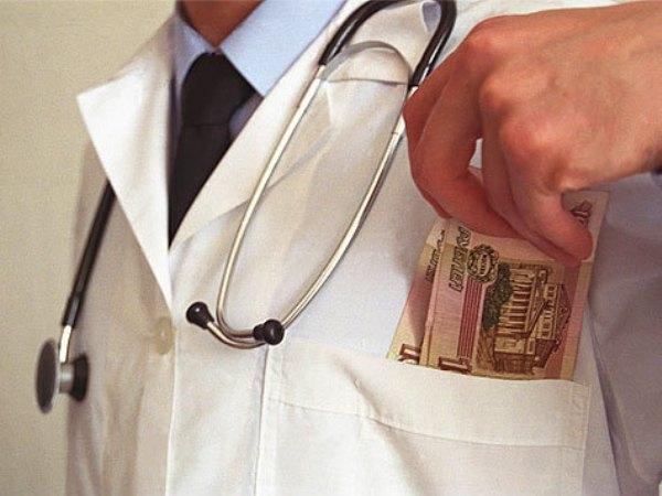 """Несмотря на то что, медицина в России считается бесплатной """"страховой медицинский полис"""" и всё такое, людям приходиться не мало платить за своё лечение, как вы предлагаете бороться с этим фактом ?"""