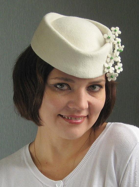 Мастер класс женских шляп