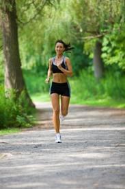 как я похудела от бега